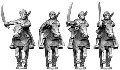 28mm Historical: Bolshevik Cavalry