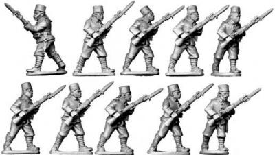 28mm Historical: German Schutztruppe Askaris