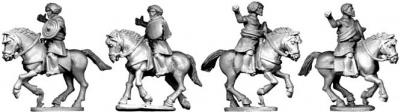 28mm Historical: Somali Cavalry
