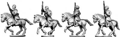 28mm Historical: Somali Cavalry with Guns