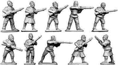 28mm Historical: German East Africa Co. Askaris