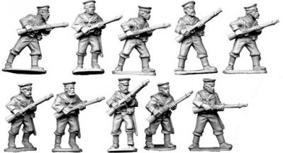28mm Historical: British Sailors