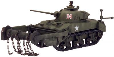 Flames of War: Sherman 'Crab' Flail