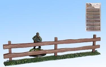 Terrain: Wooden Fences