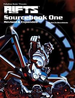 Rifts Sourcebook One: Revised and Expanded