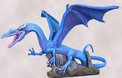 Visions In Fantasy: Blue Dragon