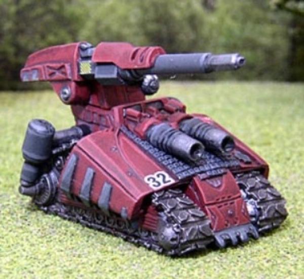 BattleTech Miniatures: Hiemdall Monitor Tank