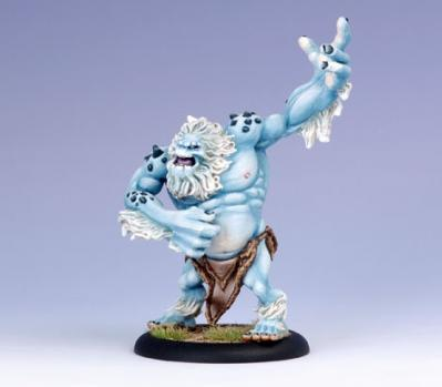 (Trollbloods) Winter Troll