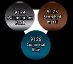 Master Series Paints: Colored Metallics III