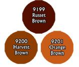 Autumn Browns Triad