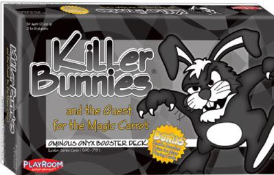 Killer Bunnies: Ominous Onyx Booster Expansion