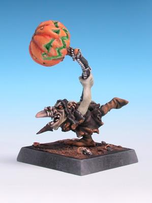 Freebooter Miniatures: Pumpkin Nagg