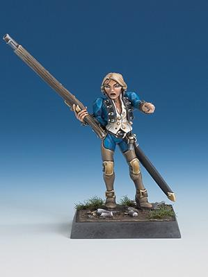 Freebooter Miniatures: Arquebusiers Sergeant