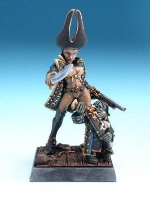 Freebooter Miniatures: Pirate Queen