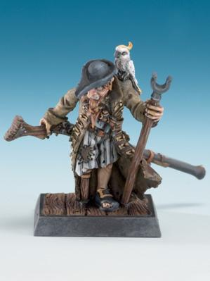 Freebooter Miniatures: Long John