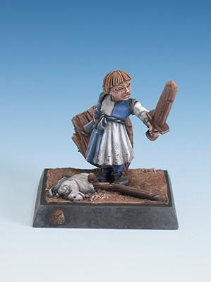 Freebooter Miniatures: Squire