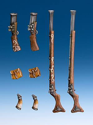 Freebooter Miniatures: Pirate Heavy Weapons