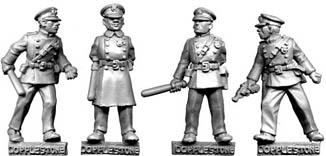 28mm Historical - 1920s (Gangsters): Beat Cops
