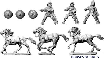 Artizan Designs Carolingians: Carolingian Armoured Cavalry II.(3)