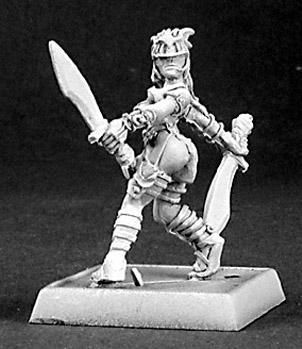 Warlord: Ariseth, Necropolis Chattel