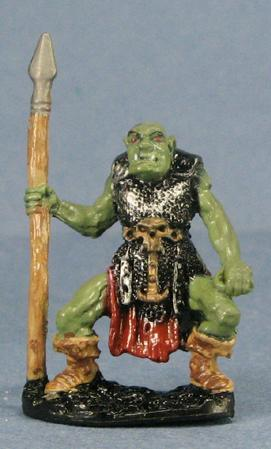 Reaper Legendary Encounters: Orc Spearman