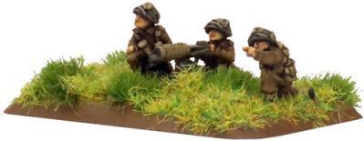 Flames of War:  British Machine-gun Platoon