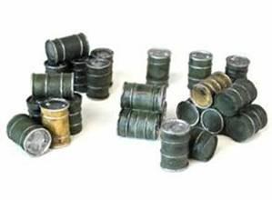 Terrain: Oil Drums (8 pieces)