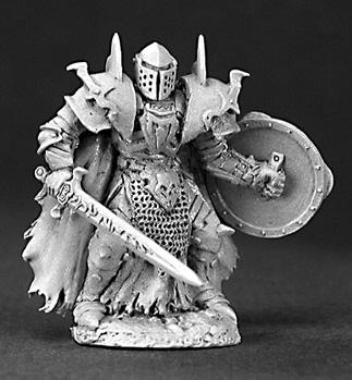 Dark Heaven Legends: Benedikt Hellhorn Evil Warrior