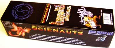 Science Fusion - Elements of the Scienauts Starter Set