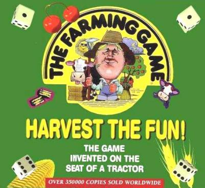 The Farming Game - Board Game