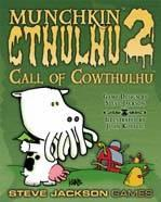 Munchkin Cthulhu 2: Call Of Cowthulhu (Expansion)