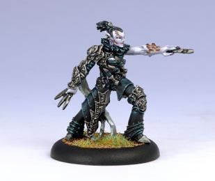(Legion Of Everblight) Warlock Saeryn, Omen Of Everblight