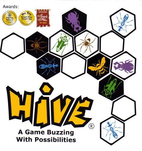 Hive: Core Game