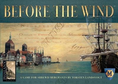 Before the Wind: A Game for Shrewd Merchants