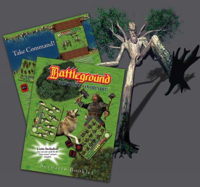 Battleground Fantasy Warfare: Scenario Book