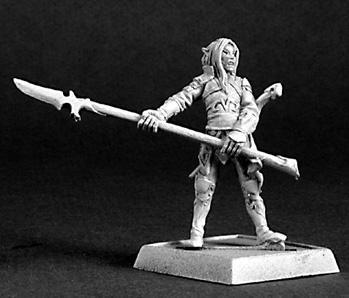 Warlord: Elves Vale Longthorn (1)