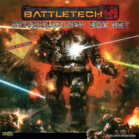 Classic BattleTech: Introductory Box Set