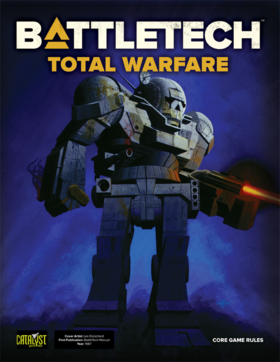 Classic BattleTech: Total Warfare (3rd Printing)