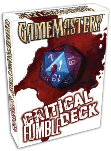 Critical Fumble Deck (Accessory)