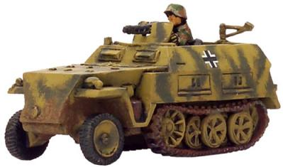 Flames of War: Sd Kfz 250/1 (late)