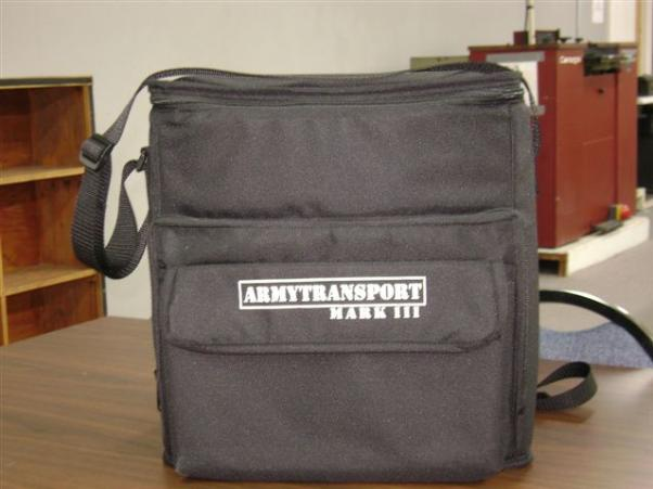 Armytransport Carry Case: Mark III (EMPTY)