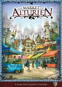 The Market of Alturien: A Game for 2-6 Crafty Traders