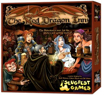 The Red Dragon Inn 1