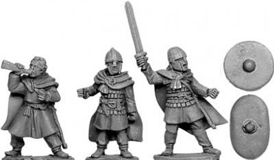 Artizan Designs Pax Britanica: Romano British Command (3)