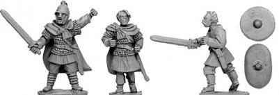Artizan Designs Pax Britanica: Romano British Characters (3)