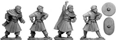 Pax Britanica: Romano British Spearmen Attacking (4)