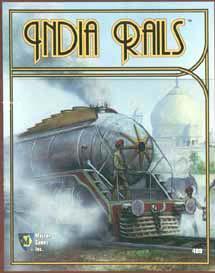 Empire Builder: India Rails