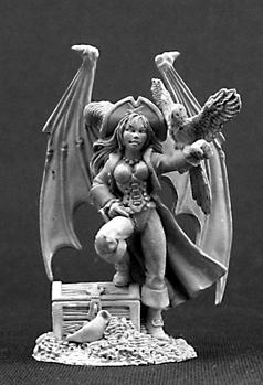 Special Edition Figures: Pirate Sophie