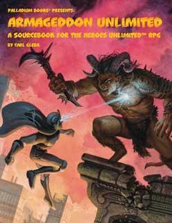 Heroes Unlimited RPG: Armageddon Unlimited