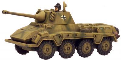 Flames of War: Sd Kfz 234/2 Puma